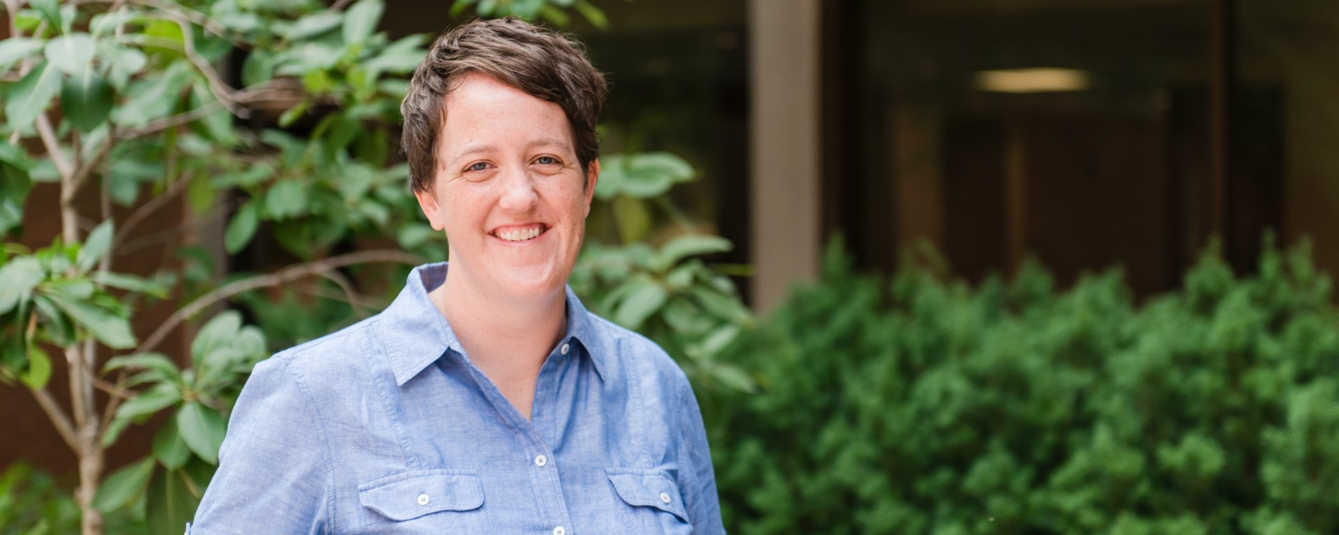 UMBC's Erin Green receives nearly $1 million NIH grant for cutting-edge epigenetics research
